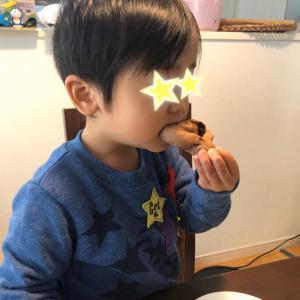 おうちパン*チョコスティック*