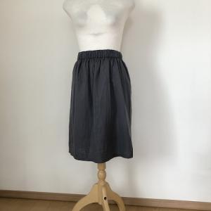 Wガーゼでペチスカート☆ハンドメイド