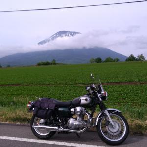 2020初バイク