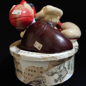 個展作品紹介⑥「内臓オルゴール」について。
