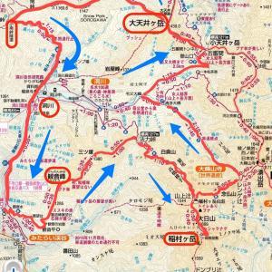 ◆おいおい、晴れの予報だったよな ~ヨシダ練 女人大峰(大峰山系)