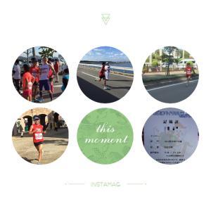 ◆昨年より17秒落ち(>_<)  ~和歌浦ベイマラソンwithジャズ2017