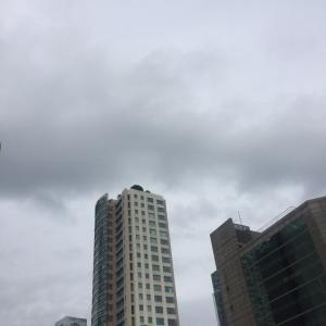 【今日の韓国の空】13号台風「リンリン」まもなく韓国へ上陸!?