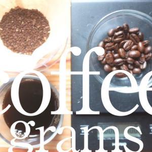 コーヒー1杯何ml?豆の量は何グラム?プロのドリップの量10選