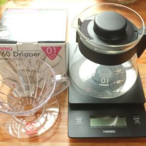 【一番売れてる】ハリオV60の商品一覧がこちら!おいしいコーヒーに必要な道具揃ってます