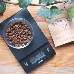 【初心者必】ハリオV60ドリップスケールが世界1のコーヒーの味を再現