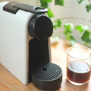 【簡単】エッセンサ ミニのレビュー口コミ!!ネスプレッソコーヒーメーカーがおすすめな件