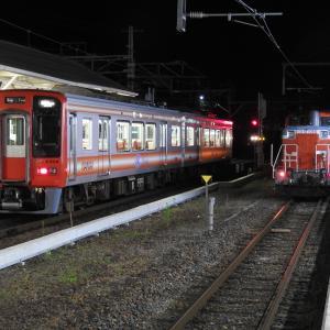 DD51と南海2300系の並び(;^ω^)
