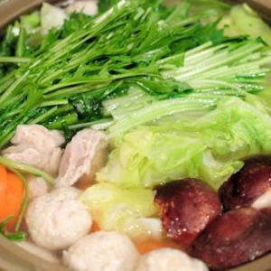 博多の水炊き風 鳥鍋