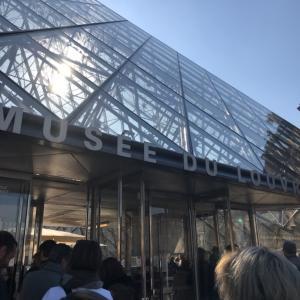 やっぱり凄い!ルーブル美術館。