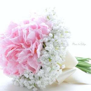 チューリップのクラッチブーケを神奈川県の花嫁様に♡