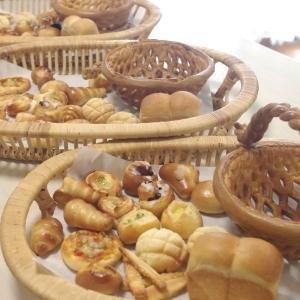パンかご&小さいパン 1回目