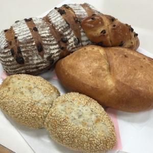 パンと無花果ジャム