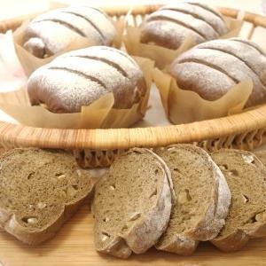 栗とほうじ茶のパン&パンオショコラ&チョコナッツケーキ 1回目