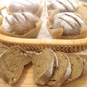 栗とほうじ茶のパン&パンオショコラ&チョコナッツケーキ 2回目