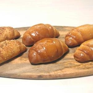 塩バターパン色々