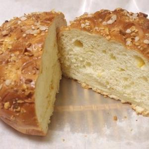 ふわふわ~オレンジのパン