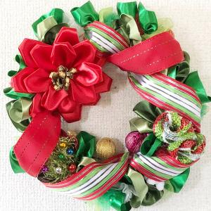 ChristmasWonderland Mini Wreath