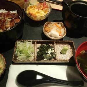 最初で最後 の「うな兆」☆和食
