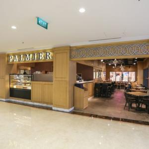 Palmierパルミエでフルーツサンド☆カフェ