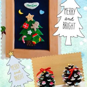 クリスマスツリー&フレームワークショップ 753-DO 11/24minahan大宮北ハウジング