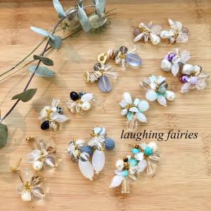 装いを彩るアクセサリーlaughing fairies 11/24minahan大宮北ハウジング