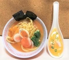ラーメン・レンゲの食品サンプルづくり 熊茶房 3/8島忠さいたま中央出店者紹介