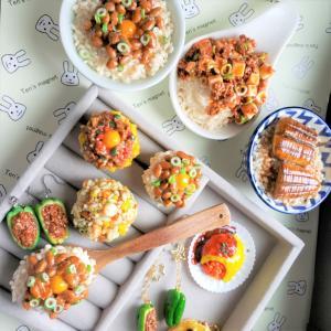 食べれない納豆ご飯 11/29minahan大宮北ハウジングステージ
