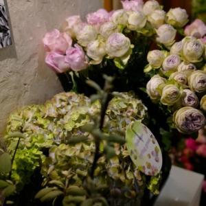 レトロビルの花屋さん