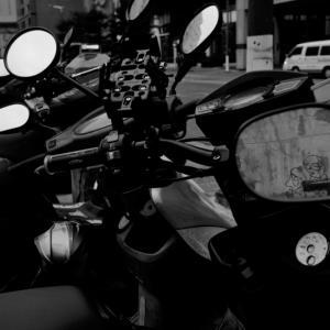 千手観音バイク