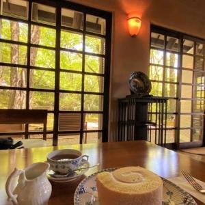 Pロール ~山荘無量塔のカフェ~