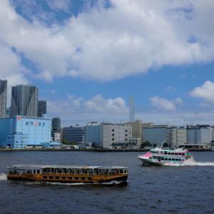 東京湾岸 旅気分