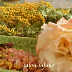 サロンに近日、屋久島の香りが届きます♪
