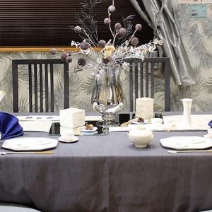 スタイリッシュなテーブルにする3つのポイント★新横浜ショールームレッスン