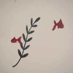 風の詩18金魚