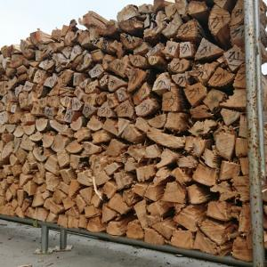 薪活 コロ薪の収納