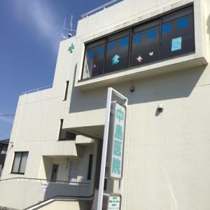 中島医院2階「めだか保育室」のシャワー無料開放(小学生まで使用可)