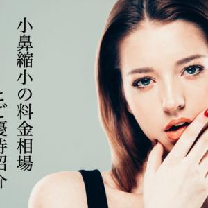 【東京の美容外科編】鼻翼縮小の費用比較~クーポンや名医紹介も