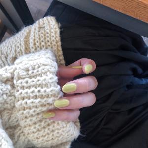 new nailとコラボワンピの事