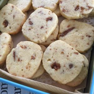 深夜…クッキー焼く