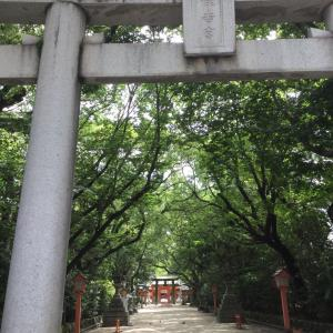関東からお客様をお迎えして福岡神社巡り
