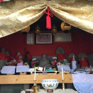 白木原地蔵尊・令和2年の冬季大祭