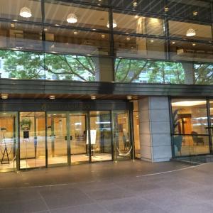 ホテル日航福岡の鉄板焼き「銀杏」