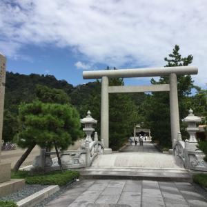 丹後國一之宮の籠神社+奥宮の真名井神社