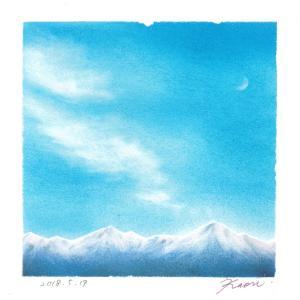 10月3日、11日♪八ヶ岳で、パステル和アートレッスン開催します!