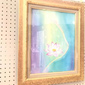 LCVテレビ☆今日の『NEWS➕アイ』で個展が紹介されます