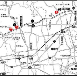 佐賀の日本武尊と武内宿禰と川上タケル 来週、バスハイクで行くよ
