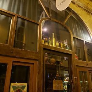 【パリ夜遊び】パリ2区 Jefrey's Cocktail Bar(バー)