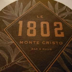 【パリ夜遊び】パリ5区 Bar Le 1802(バー)