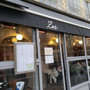 【パリご飯】パリ1区 レストラン善